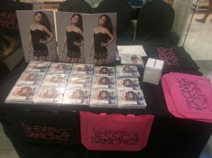 Jessica Sanchez Freebies by Astroplus