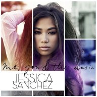 Jessica Sanchez Me You & The Music Album Cover