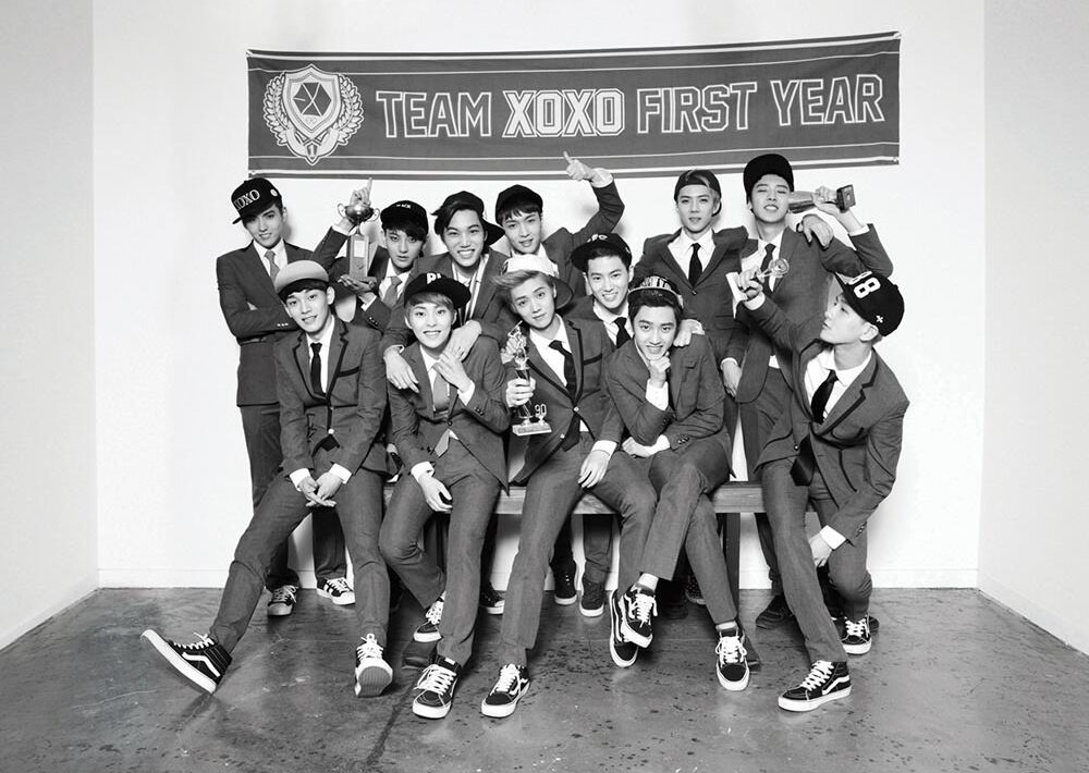 which exo member are you