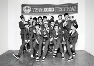 EXO Album XOXO June 3